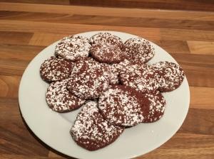 """""""Chai-Latte-Schoko-Cookies"""""""