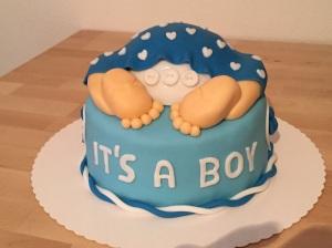 'It's a Boy'