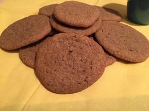 Ingwer-Cookies