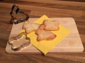 süße Oster-Quarkhäschen
