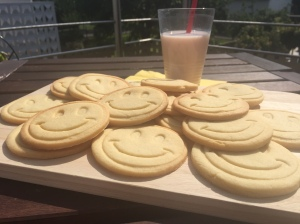 Smiely-Cookies
