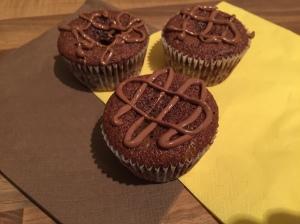 Mandel-Orangen-Muffins