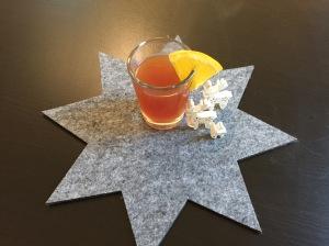 Cranberry-Orangen-Tee