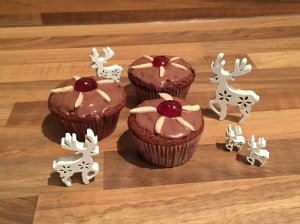 Lebkuchen-Muffins