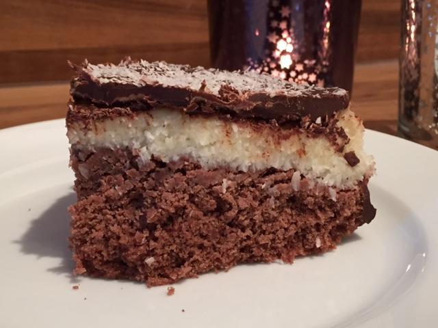Schoko Kokos Kuchen Bounty Das Muffin Madchen