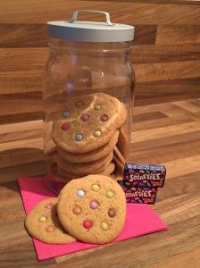 Smarties-Cookies 2.0