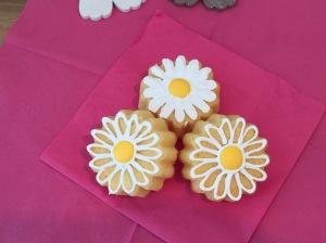 Zitronige Frühlingsblümchen