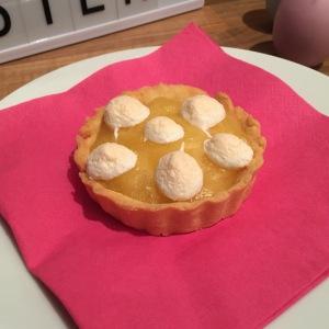 (Mini) Lemon-Tarte mit Baiser