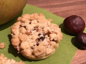 Mini Crumble-Apple-Pie´s