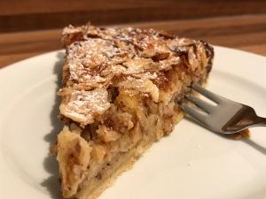 Nussiger Bratapfelkuchen