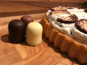 cremige Schokokuss-Torte